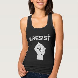 "Regata Botão político do ""Anti-Trunfo"" do #Resist"