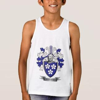 Regata Brasão da crista da família de Fraser