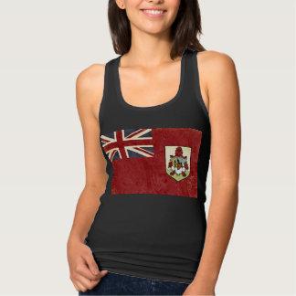 Regata Camisola de alças da bandeira de Bermuda