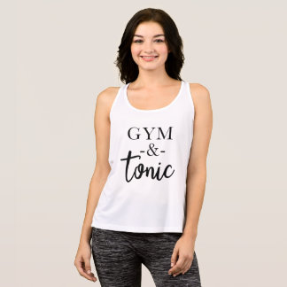 Regata Camisola de alças do exercício do Gym e do tónico