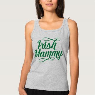 Regata Camisola de alças irlandesa do Mammy, Ireland,
