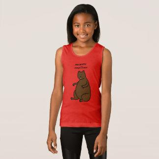Regata camisola de alças marmota roupilleuse