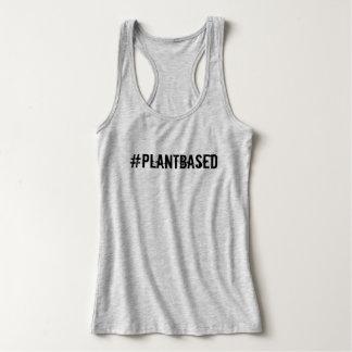 Regata Camisola de alças #Plantbased