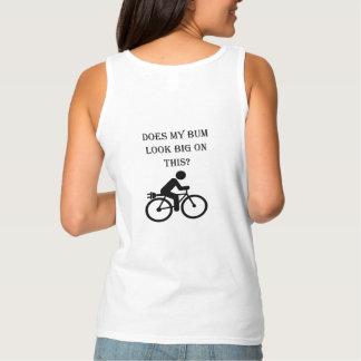 """Regata """"Camisolas de alças do ciclismo do vagabundo"""