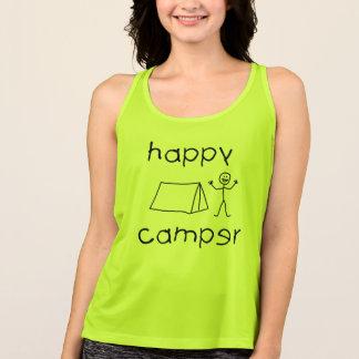 Regata Campista feliz (preto)