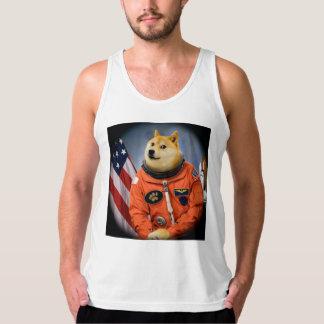 Regata cão do astronauta - doge - shibe - memes do doge