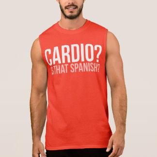 Regata Cardio-? É isso espanhol?