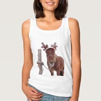 Regata Cervos do cavalo - cavalo do Natal - cavalo