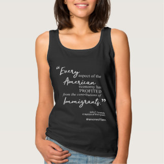 Regata Citações americanas dos imigrantes dos sonhadores