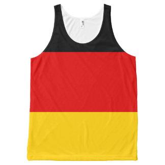 Regata Com Estampa Completa Bandeira de Alemanha ou da alemanha