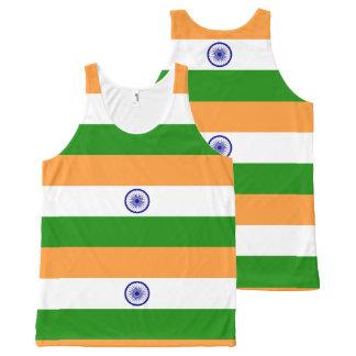 Regata Com Estampa Completa Bandeira de India - तिरंगा - भारतकाध्वज
