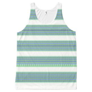 Regata Com Estampa Completa Beira-mar-Listra-Náutico-Branco (c) - camisola de