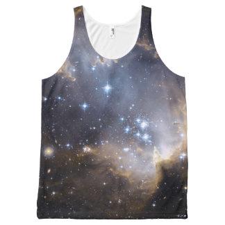 Regata Com Estampa Completa NASA brilhante das estrelas de NGC 602
