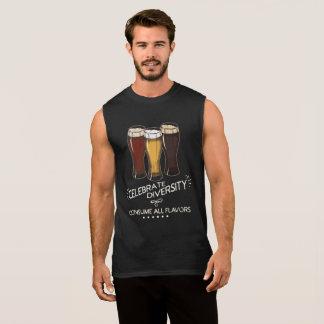 Regata Comemore o amante da cerveja da diversidade