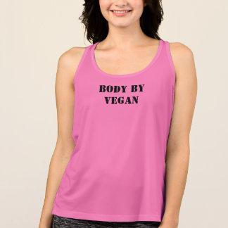 Regata corpo pelo vegan
