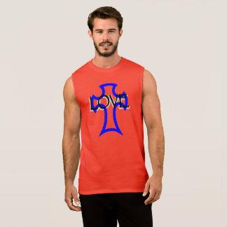 Regata cruz com camisola de alças escrita amor