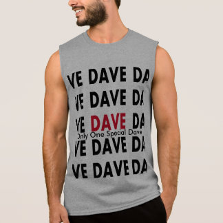 Regata Dave com modelo do texto