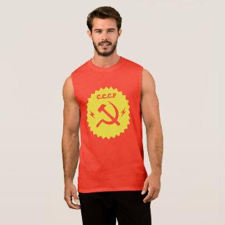 Regata Design comunista do crachá de CCCP