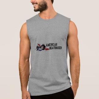 "Regata Do ""camisa sem mangas de Beatboxer americano"""