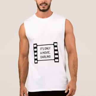 Regata É somente um filme, querido. Filme preto e branco