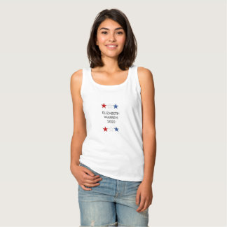 Regata ELIZABETH WARREN PARA o PRESIDENTE t-shirt 2020
