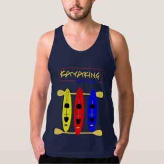 Regata Esportes de água Kayaking - gráfico temático