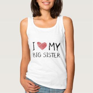 Regata Eu amo minha irmã mais velha