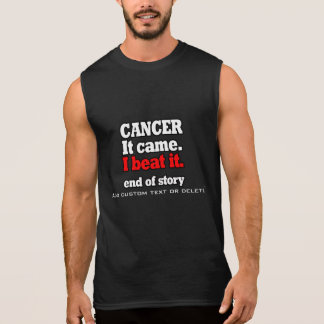 Regata Eu bati a vitória de Cancer.Customizable. O cancer