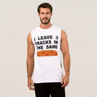 Regata Eu deixo 3 trilhas na areia