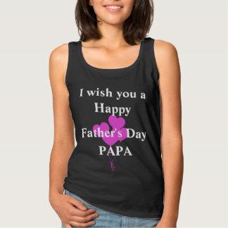 Regata Eu desejo-lhe uma papá feliz do dia dos pais