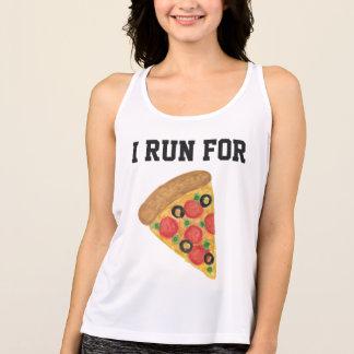 Regata Eu funciono para a pizza