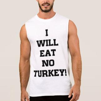 Regata Eu não comerei nenhuma Turquia