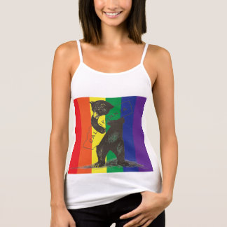 Regata Eu te amo Califórnia--Arco-íris