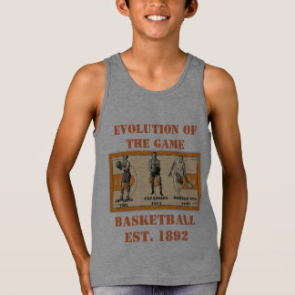 Regata Evolução do jogo--Basquetebol