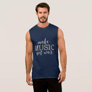 Regata Faça a guerra da música não floral (a versão