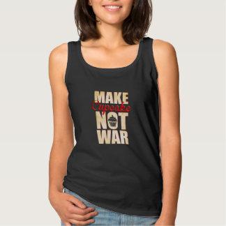 Regata Faça a guerra do cupcake não