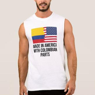 Regata Feito em América com peças colombianas