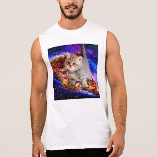 Regata gato da pizza - gatos bonitos - gatinho - gatinhos