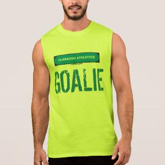 Regata GOALIE do atletismo de Clabaugh
