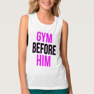 Regata Gym antes dele