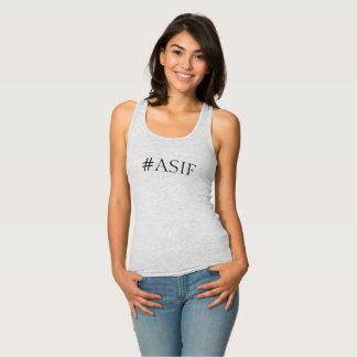 Regata Hashtag ASIF