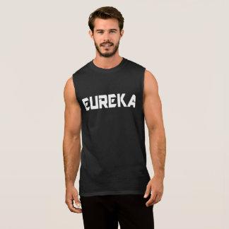 Regata homens legal Eureka-Engraçados da exclamação do
