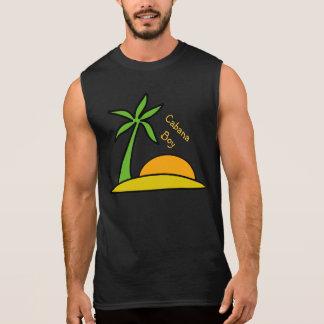Regata Ilha tropical abandonada