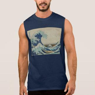 Regata Katsushika Hokusai: A grande onda em Kanagawa