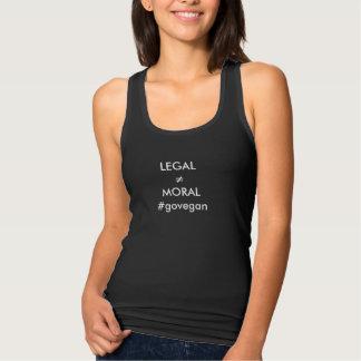 Regata legal não significa sua moral