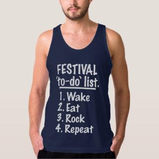 Regata Lista do tumulto do ` do festival' (branca)