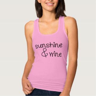 Regata Luz do sol & vinho
