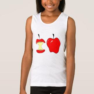 Regata maçãs saborosos