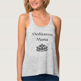 Regata Mama da meditação