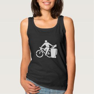 Regata Monte uma bicicleta não um carro